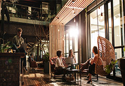 The impact of co-working spaces in London